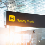 security check sign